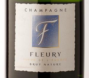 champagne fleury fleur de l 39 europe terre de vins. Black Bedroom Furniture Sets. Home Design Ideas