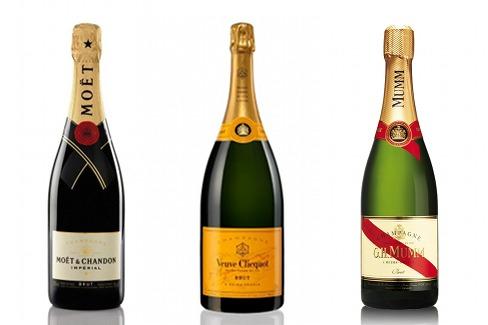 champagne marque