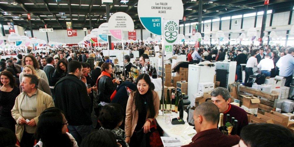 Bordeaux 30 000 visiteurs attendus au salon des - Salon des vins bordeaux ...