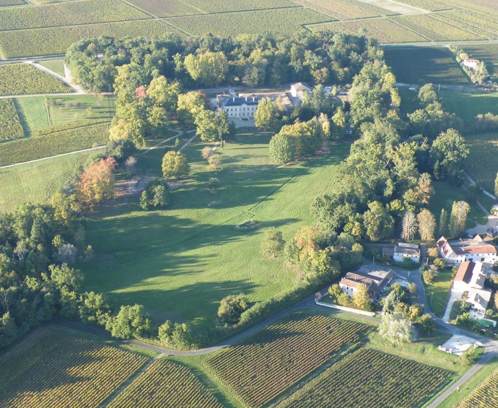 Rendez vous aux jardins ch teau siaurac terre de vins for Jardin des vins 2016 sion