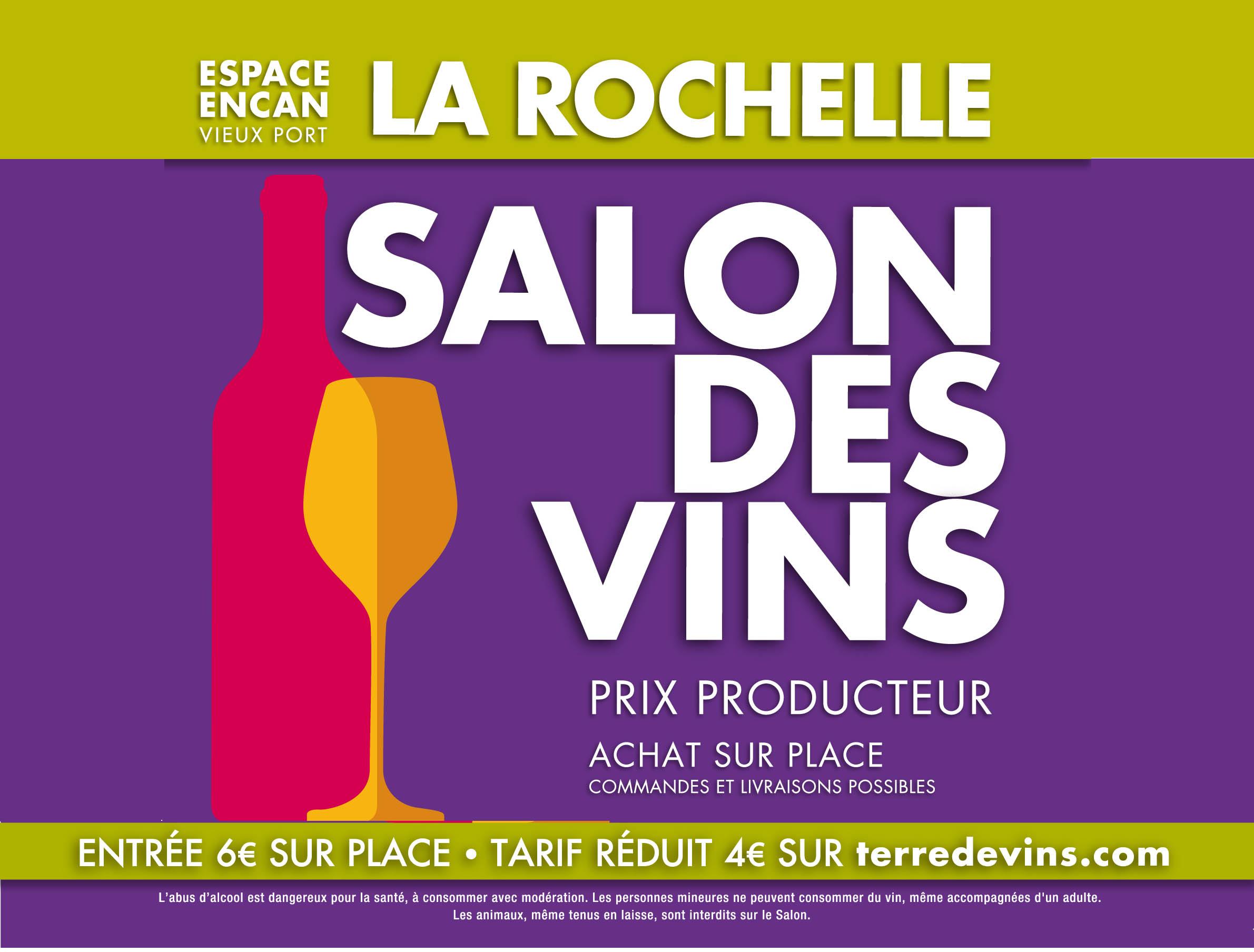 salon de la rochelle 2017 terre de vins