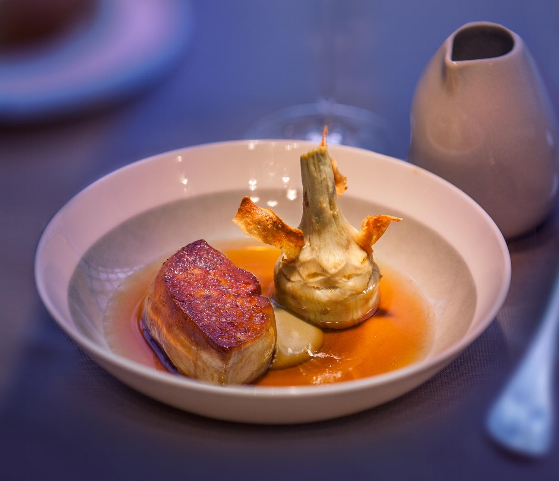 une recette des vins artichaut et foie gras po 234 l 233 une recette des vins artichaut et foie
