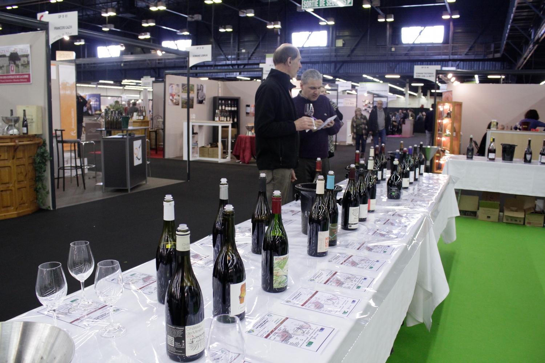 Angers dition test pour le salon des vins de loire angers dition test pour le salon des - Le petit salon angers ...