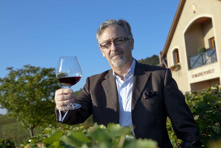 Bourgogne laurent ponsot cr e sa maison de n goce for Cree sa maison