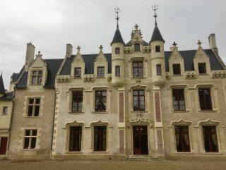 Chinon : Château de la Grille, une restauration majestueuse