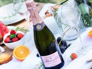 [Champagnes rosés] Leçon d'expert avec Palmer & Co