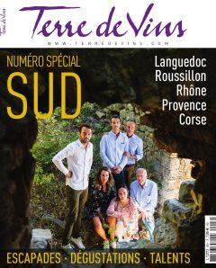 Couverture du magazine Terre de Vins