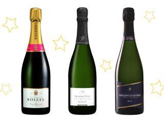 Nos champagnes coups de cœur pour vos fêtes