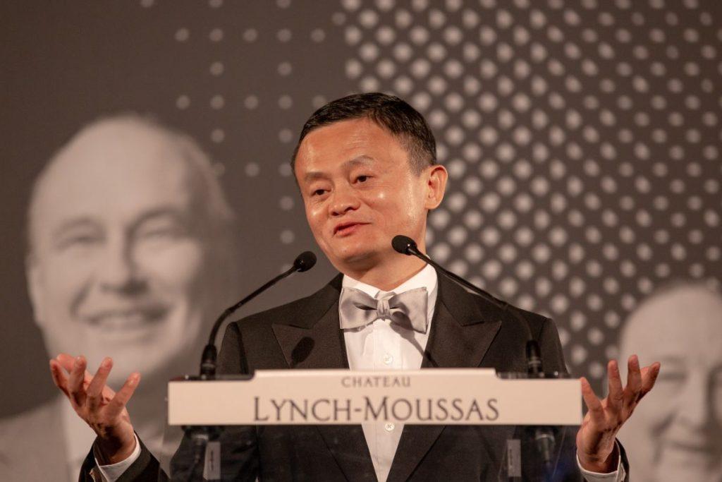 Bordeaux et Jack Ma, le milliardaire chinois disparu