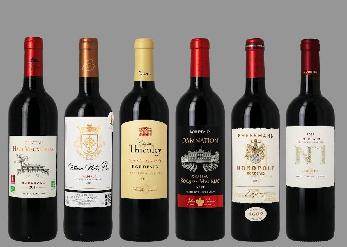 Talents de Bordeaux : douze pépites rouges dévoilées